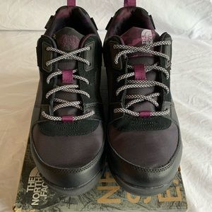 The North Face men's hiking shoe